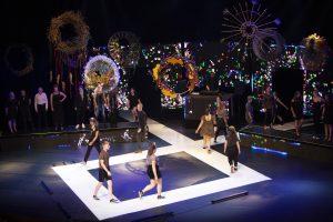 Mooie show in Zwols Theater