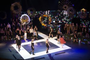 Spetterende show in Zwolle