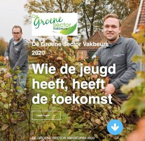 Studenten Tuin & landschap als model